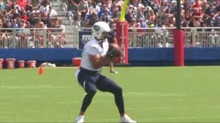 Eric Decker Didn't Drop A Single Pass The Whole Practice | 2017 NFL Training Camp Highlights