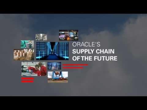 Oracles Supply Chain Of The Future