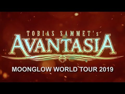 AVANTASIA - 'MOONGLOW' WORLD TOUR 2019 (OFFICIAL TOUR TRAILER) Mp3