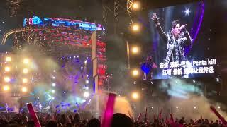 Jay Chou Invincible2 Opening @ Malaysia 2018