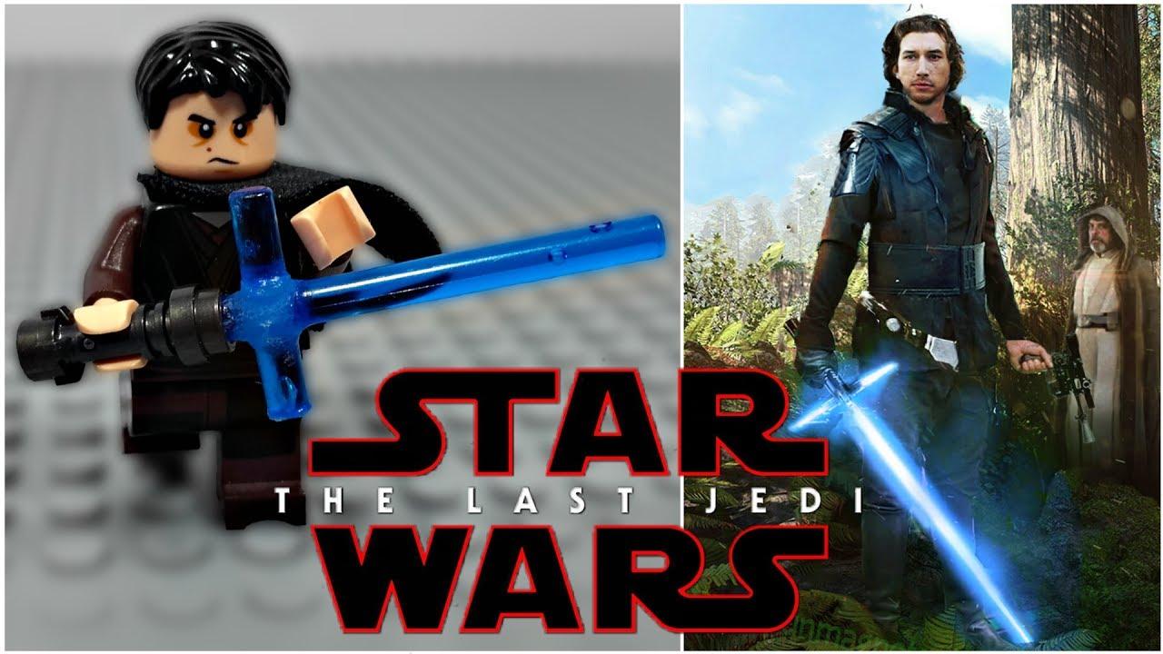 LEGO Star Wars The Last Jedi - Light Side Kylo Ren (Ben