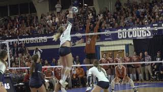 Women's Volleyball - BYU vs Texas - NCAA - December 8, 2018.mp4