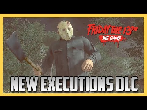 New J4 Execution DLC for Friday the 13th! Also, terrible bunny jokes. | Swiftor