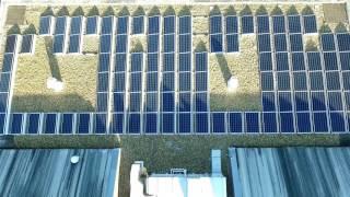 Project zonnepaneelinstallaties woningcorporatie Destion