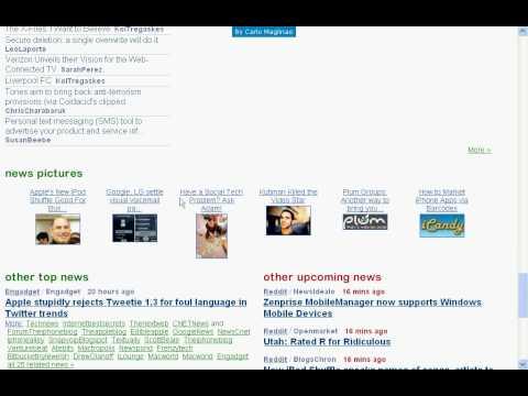 TB Techfuga 2 0 : Technology News Aggregator