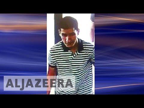 Barcelona van attack suspect shot dead, Spanish police say