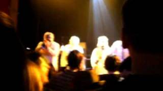 Here Come the Mummies - Funky Little Baby into All About the Sugar