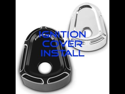 Arlen Ness Harley Davidson Ignition Cover Installation Tutorial