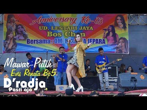MAWAR PUTIH - EVIS RENATA BP5 - D'RADJA MUSIC GARUNG LOR KALIWUNGU KUDUS PLAYER KAK OSO