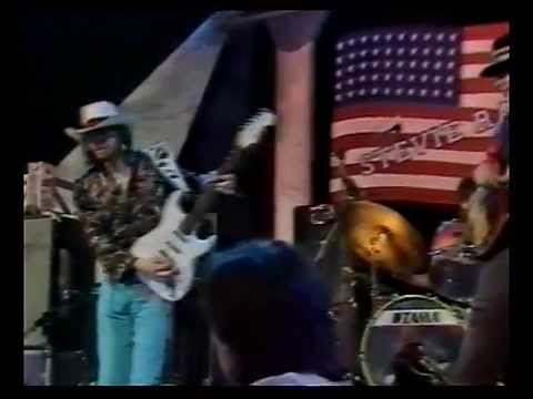 Stevie Ray Vaughan Life Without You Live In Germany