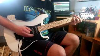 "Iron Maiden - ""Be Quick or Be Dead"" cover"