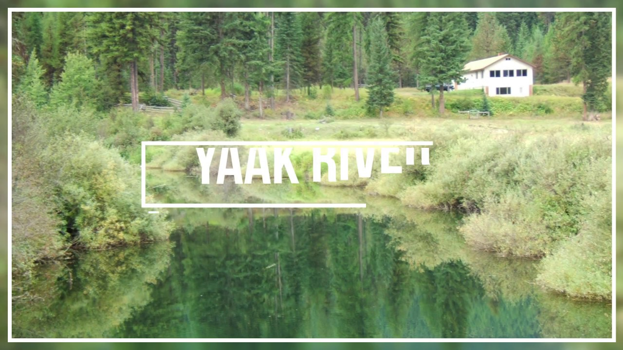 Property For Sale Yaak River Valley Northwest Montana Youtube