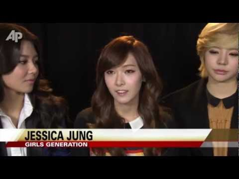 Girls' Generation AP interview 120201