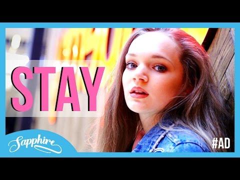 Stay - Zedd, Alessia Cara | Cover by Sapphire