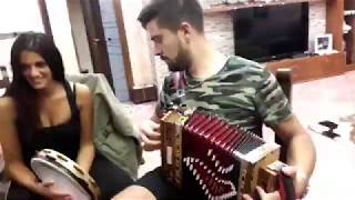 """𝐓𝐀𝐑𝐀𝐍𝐓𝐄𝐋𝐋𝐀 𝐂𝐀𝐋𝐀𝐁𝐑𝐄𝐒𝐄 𝐀 𝐃𝐔𝐄 𝐎𝐑𝐆𝐀𝐍𝐄𝐓𝐓𝐈""-Fortunato,Valentina e Ishaele"