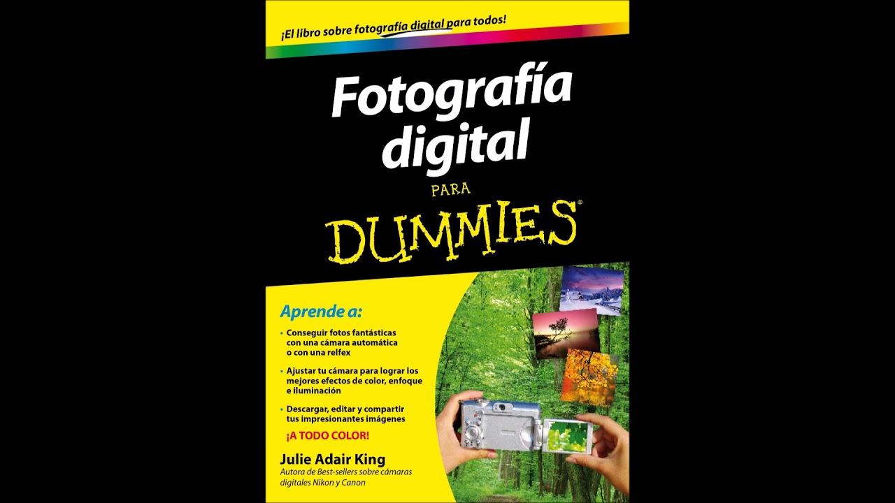 Fotografia Digital Para Dummies Pdf