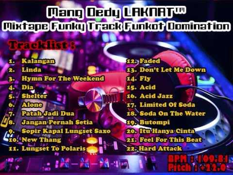 Mang Dedy LAKNAT™ DJ Mixtape Funky Track Nonstop Dugem (Nyanggra Galungan lan Kuningan)