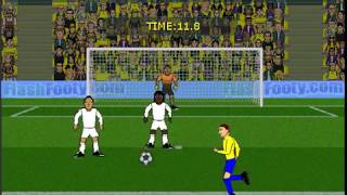 Brazil VS USA-1/8 Round World Cup (Dkicker Game 2017)