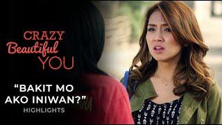 Bakit mo ako iniwan | Crazy Beautiful You Highlights | iWant Free Movies