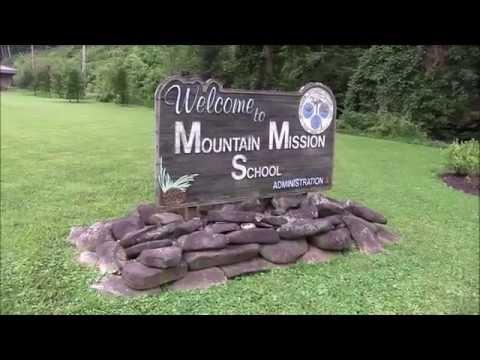 Grundy Mountain Mission School Trip