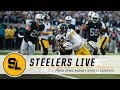 Recapping a Tough Loss in Oakland | Steelers Live