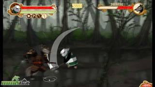 Kung Fu Panda World Gameplay Footage
