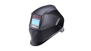 Welding Helmet Solar Power