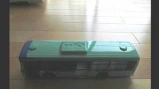 1/32フルファンクションR/Cバス 仙台市交通局バス