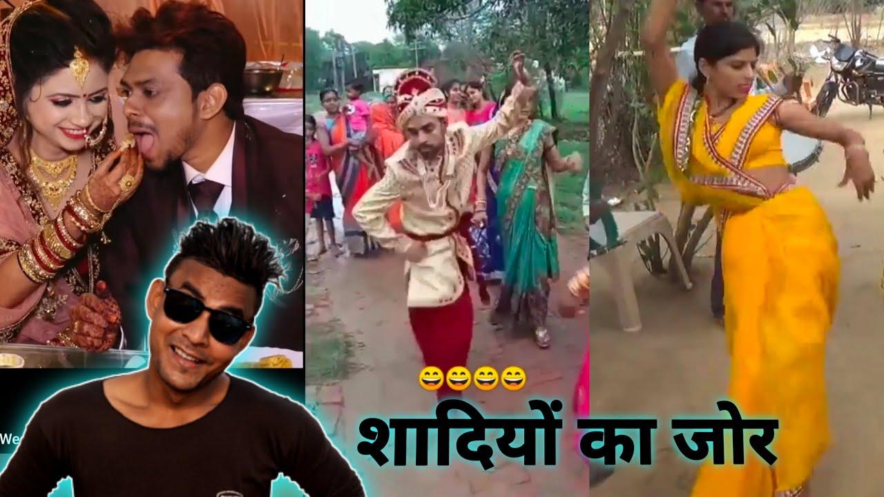 Types of barati  | Desi Indian Weddings part 12 | Suneel Youtuber