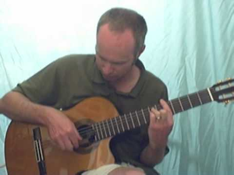 Rock-a-bye Your Bear / Where\'s Jeff? (fingerstyle guitar) - YouTube
