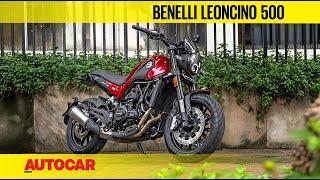 Benelli Leoncino 500 | Walkaround, Exhaust Sound & First Look | Autocar India