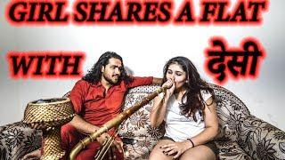 girl-sharing-flat-with-desi-rohit-sehrawat