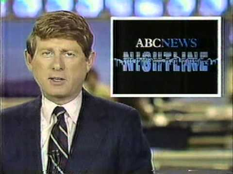 ABC News Brief and Police Squad promo February 1982