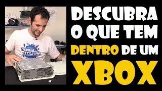 O que tem dentro de um Xbox 360?