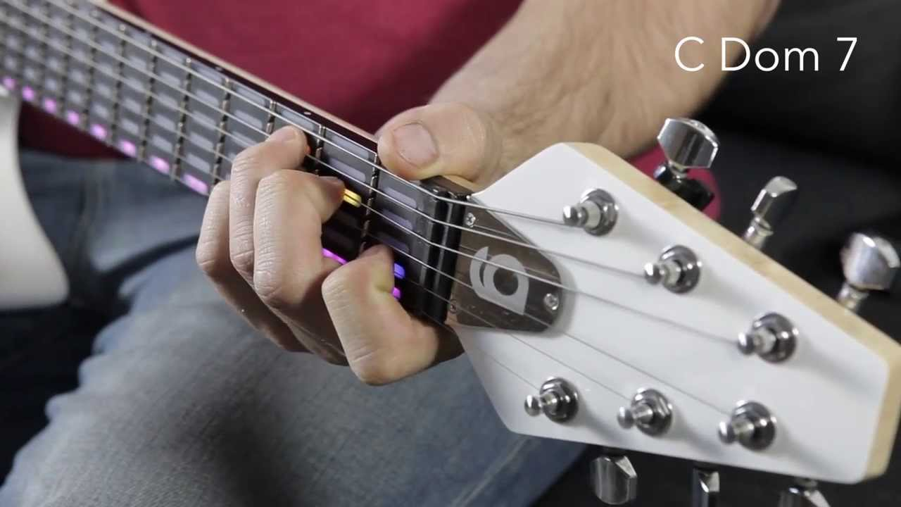 How To Play C Chord Variations On The Guitar Video Guitar Lesson