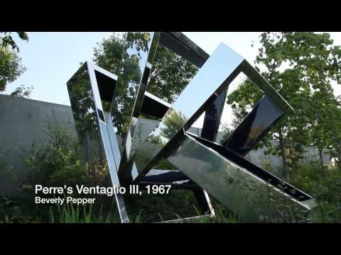 Watch this video to see some of the park's amazing permanent sculptures. 