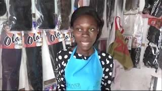 Elsheba MOSABU, une jeune femme hors du commun