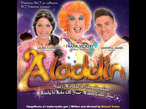 "RCT Theatres' ""Aladdin"""