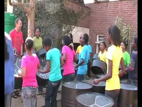 St Nicholas Steel Drum Band