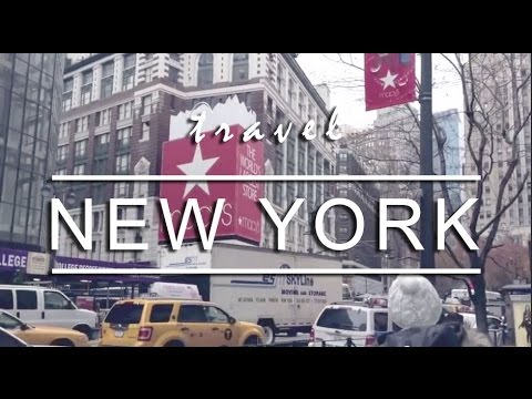 Walking the streets of New York City | Travel NYC