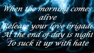 Kamelot-Solitaire & Rule The World lyrics