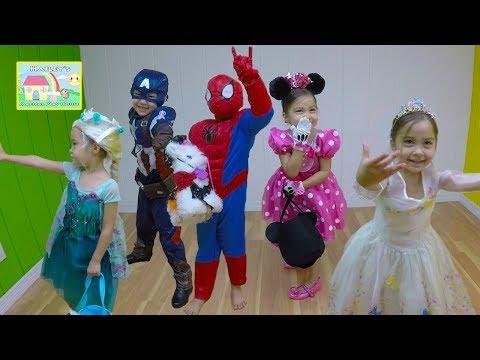 Disney Kids 42 Costume Runway Show for the Best Girls & Boys Costumes