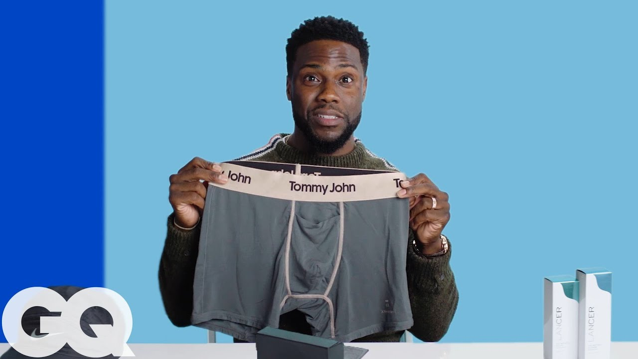 10 Things Kevin Hart Can't Live Without | GQ