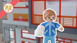 Film Playmobil - Max Enlève son Plâtre 🏥 !