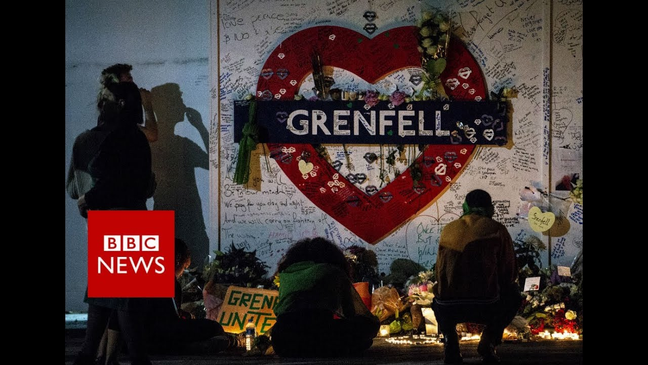 Grenfell: One Year On - BBC News