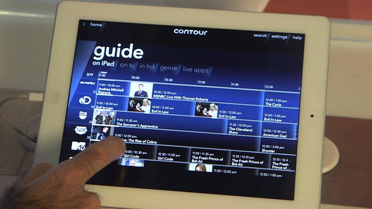 Contour App