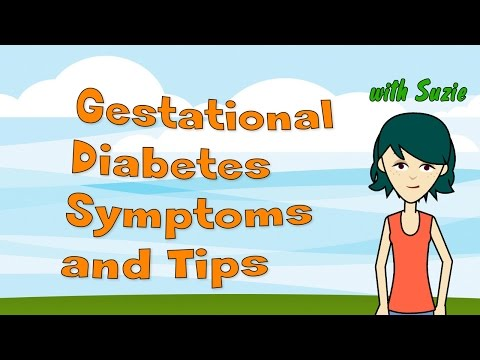 Gestational Diabetes Symptoms and Tips