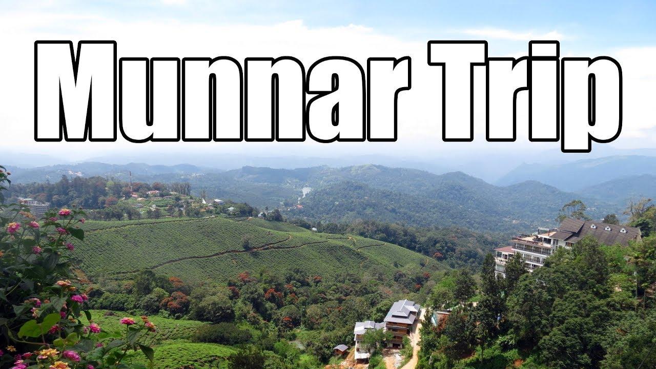 Munnar Trip and Kerala food   Simple Indian Recipes #19