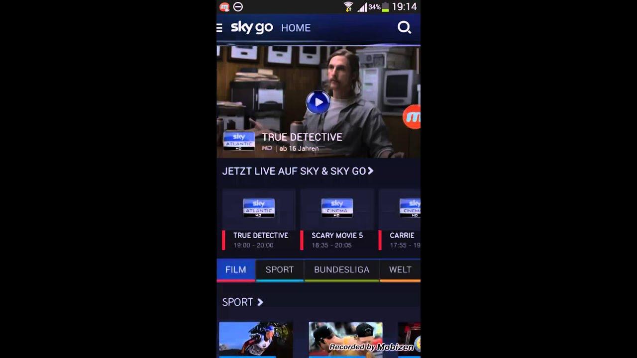 Sky Go Handy