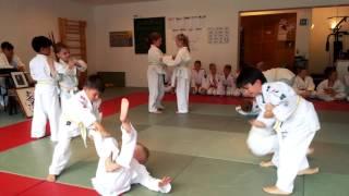 Judo-Kyu-Prüfung des Flensburger Budo Club September 2016